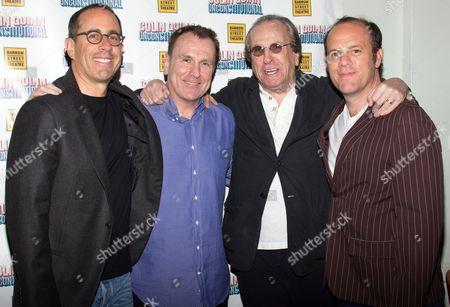 Jerry Seinfeld, Colin Quinn, Danny Aiello, Tom Papa