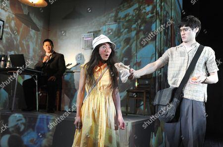 Benedict Wong as Lin, Elizabeth Chan as Liuli, Andrew Leung as Young Lin
