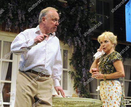 Jonathan Coy as Philip, Felicity Kendal as Sheila