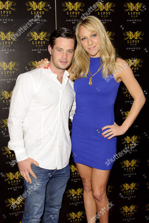 Danny Young and Chloe Madeley