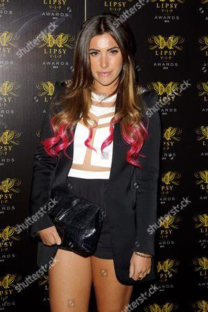 Editorial image of Lipsy VIP Fashion Awards 2013, London, Britain - 29 May 2013