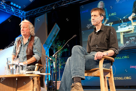 Editorial photo of The Hay Festival, Hay-on-Wye, Powys, Wales, Britain - 29 May 2013