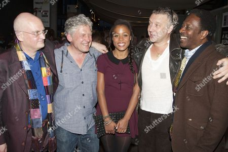 Editorial photo of 'Race' play press night after party, London, Britain - 29 May 2013