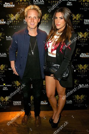 Jamie Laing and Gabriella Ellis