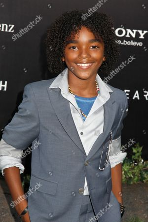 Editorial image of 'After Earth' film premiere, New York, America - 29 May 2013