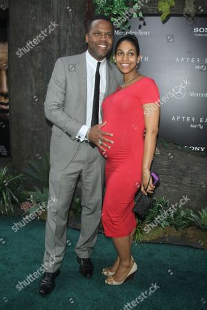 Editorial picture of 'After Earth' film premiere, New York, America - 29 May 2013