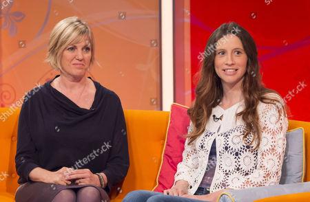 Jacqui Marson and Amanda Rayner