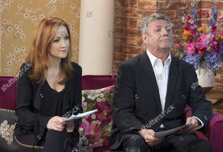 Stock Image of Kim Thomson and Neil Wallis