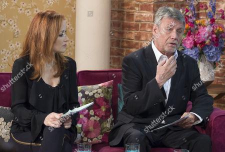 Kim Thomson and Neil Wallis