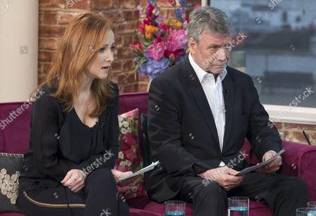 Stock Photo of Kim Thomson and Neil Wallis