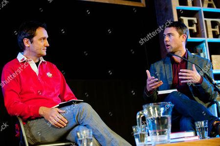 Jasper Rees and Owen Sheers
