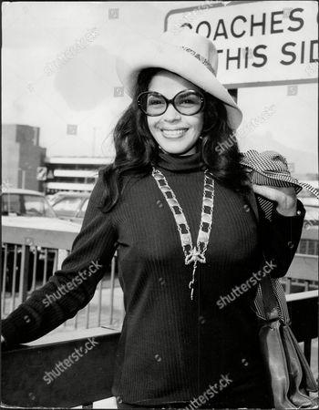Stock Photo of Wilma Reading Singer.