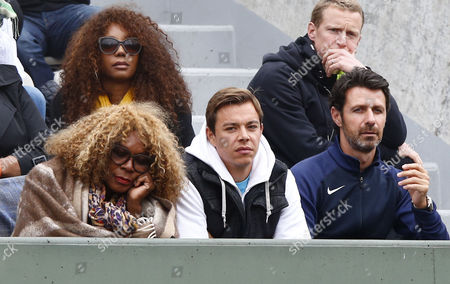 Editorial photo of French Open tennis tournament, Roland Garros, Paris, France - 31 May 2013