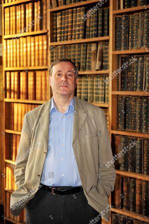 Stock Image of Alister McGrath