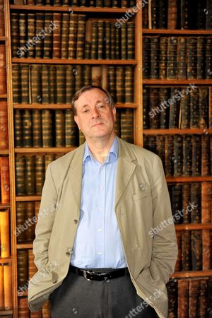 Editorial image of Alister McGrath speaking at the Oxford Union, Oxford , Britain - 31 May 2013