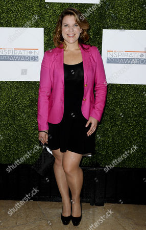 Editorial image of 2013 Inspirational Awards Luncheon, Los Angeles, America - 31 May 2013