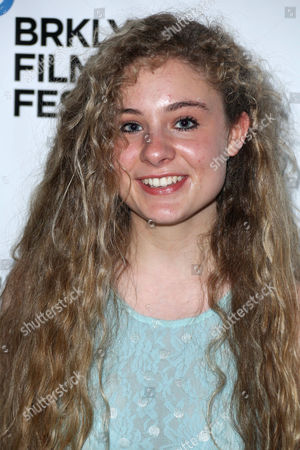 Stock Picture of Lizzy DeClement