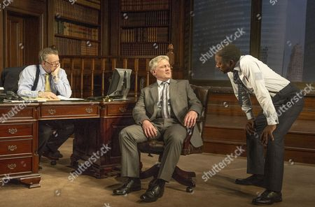 Editorial picture of 'Race' play by David Mamet at the Hampstead Theatre, London, Britain - 22 May 2013