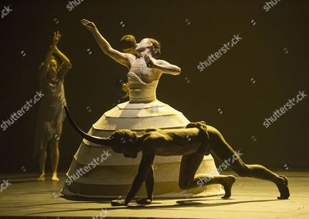 Editorial photo of iTMOi (in the mind of igor) performed by Akram Khan Company at Sadler's Wells Theatre, London, Britain - 28 May 2013