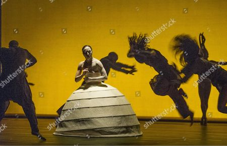 Editorial image of iTMOi (in the mind of igor) performed by Akram Khan Company at Sadler's Wells Theatre, London, Britain - 28 May 2013