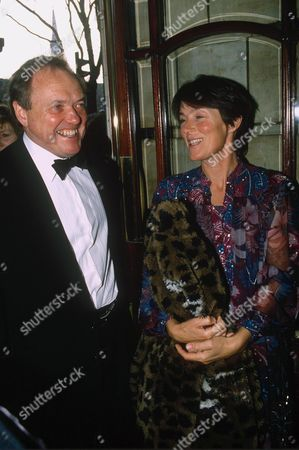James Bolam and wife Susan Jameson