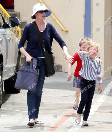 Editorial photo of Marcia Cross out and about in Los Angeles, America - 01 Jun 2013