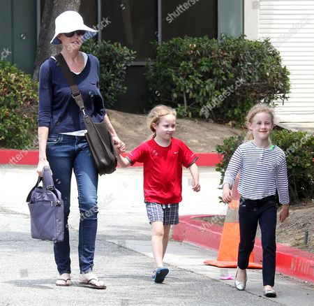 Editorial picture of Marcia Cross out and about in Los Angeles, America - 01 Jun 2013