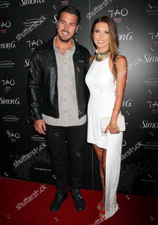 Editorial image of Simon G Soiree at TAO at The Venetian Hotel, Las Vegas, America - 01 June 2013