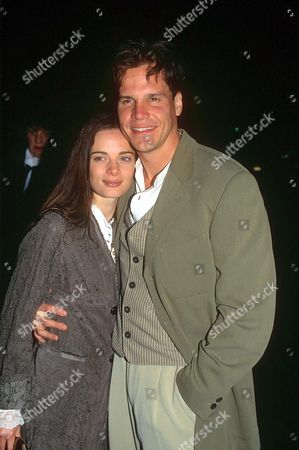 GABRIELLE ANWAR AND CRAIG SHEFFER