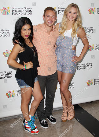 Chrissie Fit, Kent Boyd, Mollee Gray