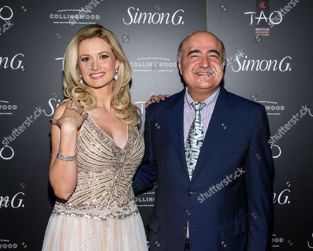 Editorial photo of Simon G Soiree at TAO at The Venetian Hotel, Las Vegas, America - 01 June 2013