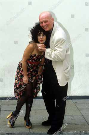 Lesley Joseph and Brian Glover