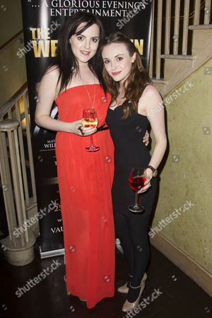 Niamh Perry and Cassie Compton
