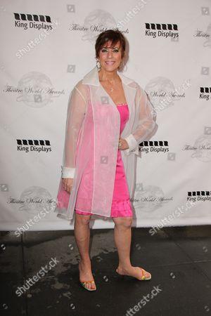 Editorial picture of 69th Annual Theatre World Awards, New York, America - 03 Jun 2013