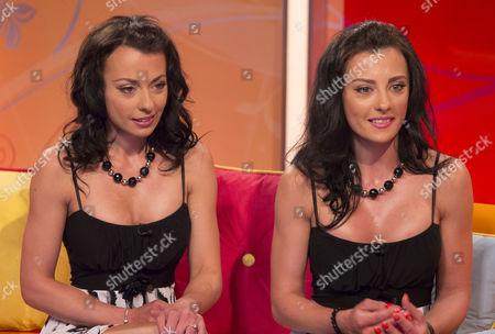 The Cheeky Girls - Monica Irimia and Gabriela Irimia