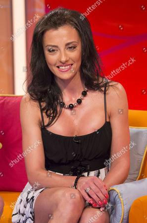 Editorial image of 'Lorraine Live' TV Programme, London, Britain. - 04 Jun 2013