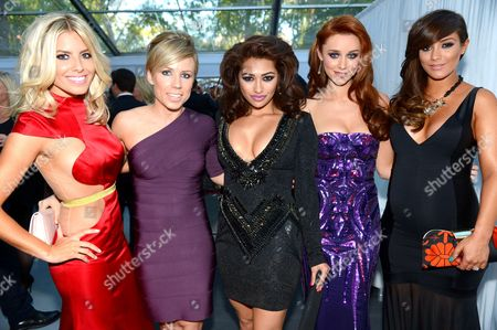 The Saturdays and Clemmie Moodie