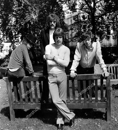 The Move - Trevor Burton, Roy Wood, Carl Wayne and Bev Bevan