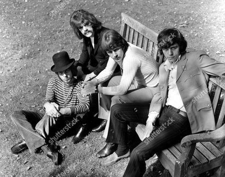 The Move -  Trevor Burton, Roy Wood, Carl Wayne and Bev Bevan - 1968
