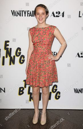 Editorial image of 'The Bling Ring' film premiere, Los Angeles, America - 04 Jun 2013