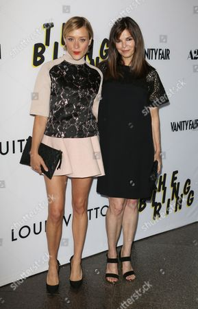 Chloe Sevigny and Jeanne Tripplehorn