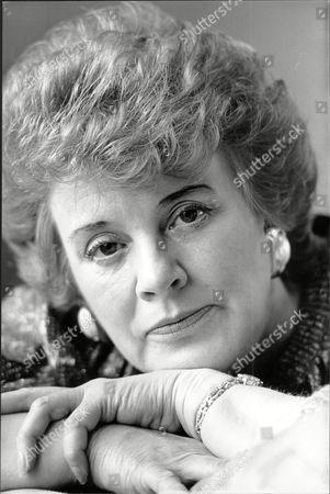 Sue Reardon Wife Of The Snooker Player Ray Reardon.