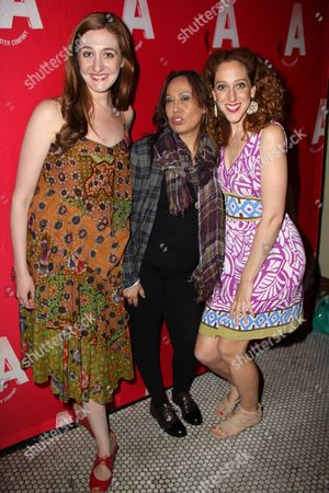 Editorial picture of 'Good Television Opening Night' play opening night, New York, America - 04 Jun 2013