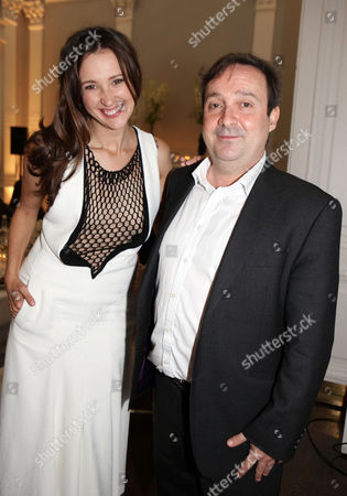 Maria Baibakova and Gregor Muir of the ICA