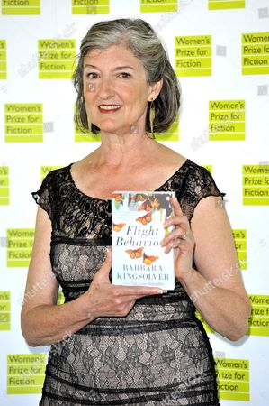 Stock Picture of Barbara Kingsolver