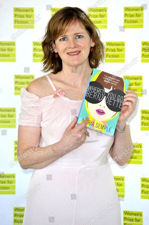 Editorial image of Women's Prize for Fiction 2013, London, Britain - 05 Jun 2013