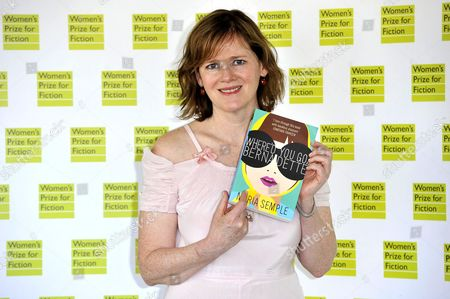 Editorial picture of Women's Prize for Fiction 2013, London, Britain - 05 Jun 2013
