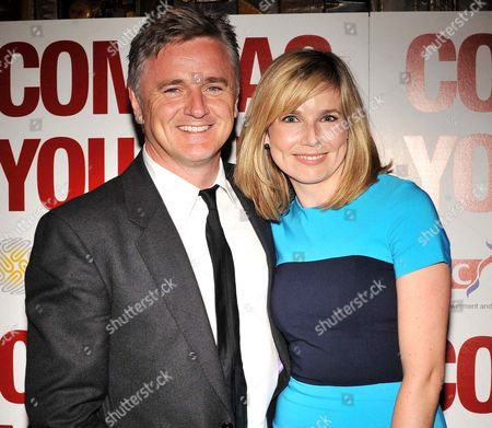 Stock Picture of Des Kelly and Philippa Thompson