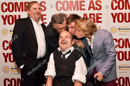 Editorial image of 'Come As You Are' film premiere, London, Britain - 05 Jun 2013