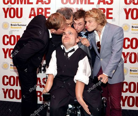 Editorial photo of 'Come As You Are' film premiere, London, Britain - 05 Jun 2013